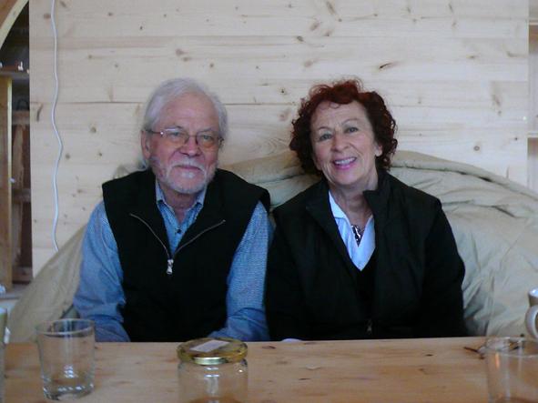 Irène et Jean-Jacques